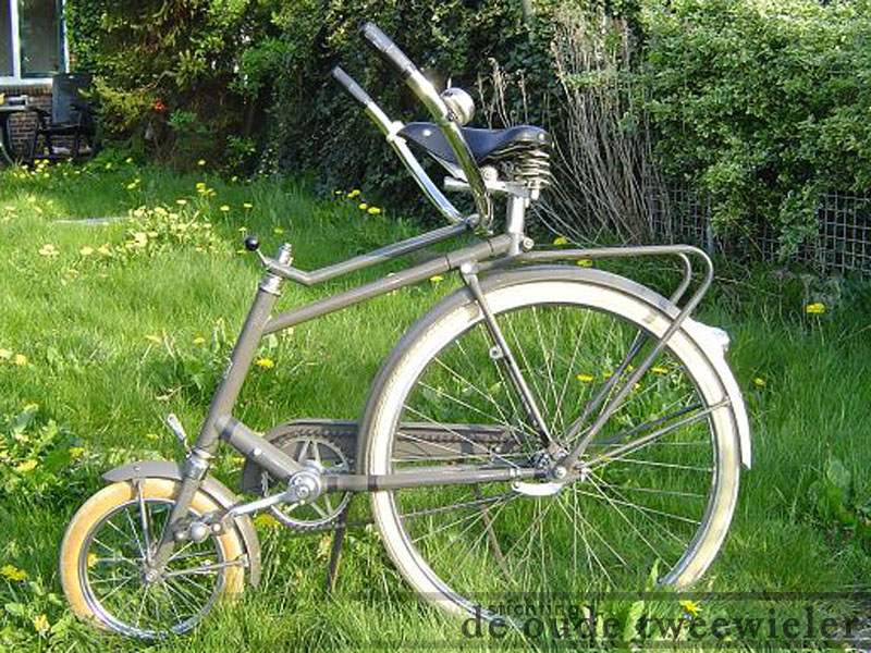 Union Strano compact bicycle 1963